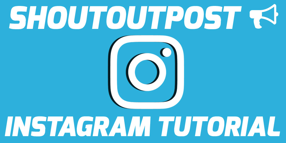 ShoutoutPost Instagram Shoutout Trading Tutorial